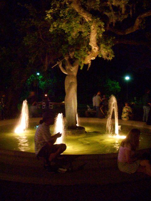 gorgeous fountain