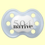 504 Native pacifier