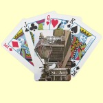 St. Ann's playing cards