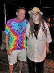 Rob Steinberg and Papa Mali