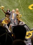 Saints owner, Tom Benson