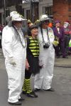 beekeepers and bee